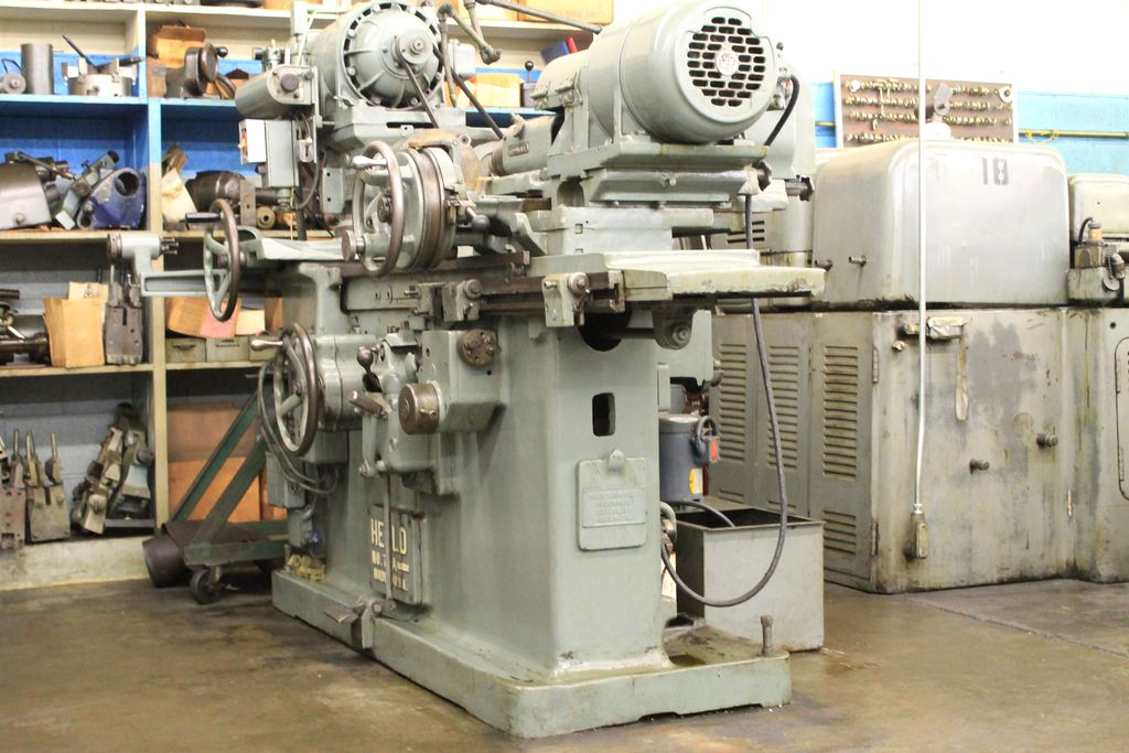 Raymac Grinding has Head machines, for total accurracy.