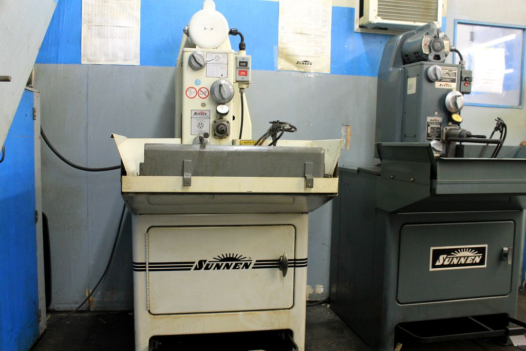Raymac Grinding has honing machines by Sunnen. Precision honing.